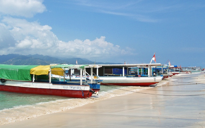 Gili Islands: Indonesia's laid-back beach escape