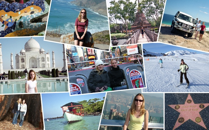 A to Z of travel
