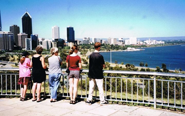Perth views