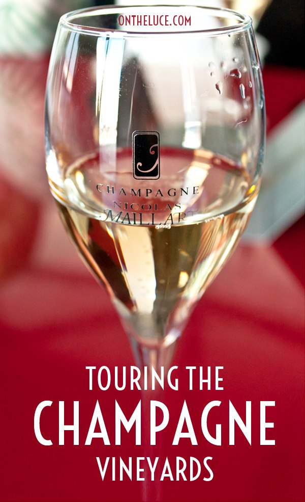 A taste of bubbly: Touring the Champagne vineyards – On the Luce travel blog