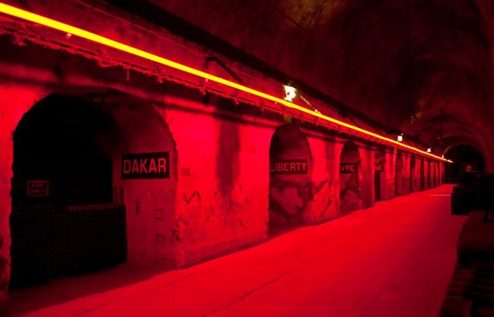 Pommery cellars