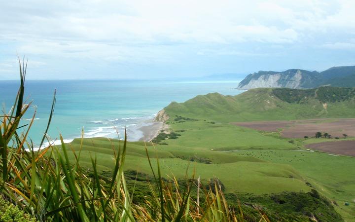 New Zealand's East Cape