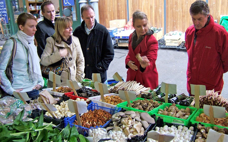 A Taste of Borough Market food tour in London