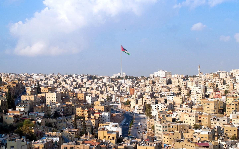 Amman in Jordan