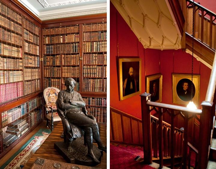 Hughendon Manor, home of Prime Minister Disraeli