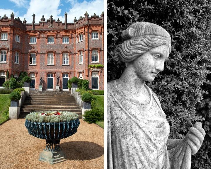 Gardens at Hughenden Manor