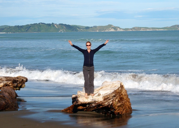 Gisborne in New Zealand's South Island