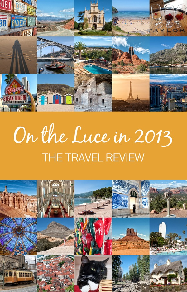 On the Luce in 2013 – the travel review