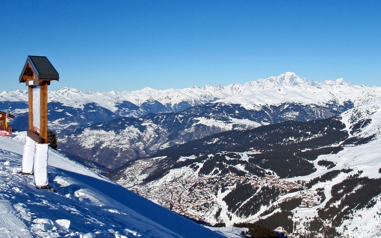 On the slopes: A guide to Meribel-Mottaret ski resort, French Alps