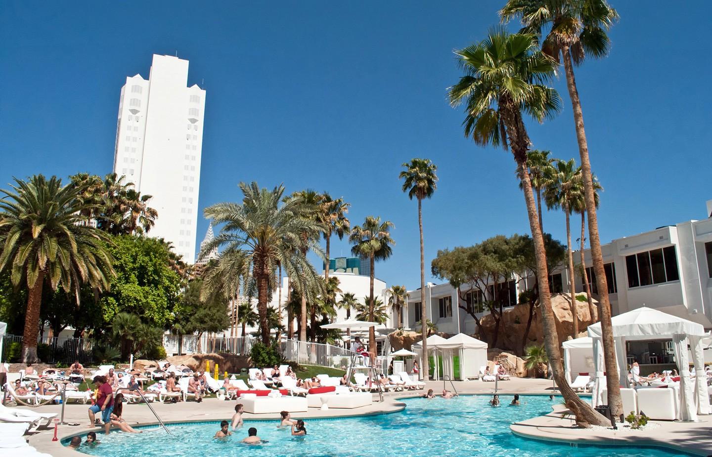The Tropicana hotel on the Las Vegas Strip