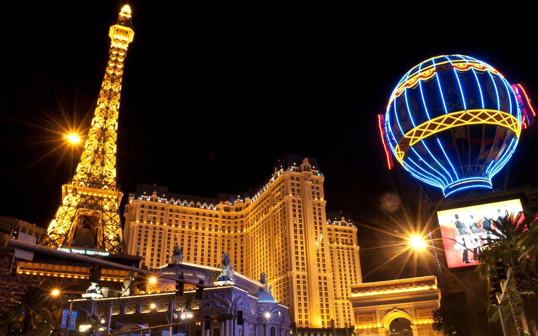 Paris Las Vegas hotel and casino on the Las Vegas Strip