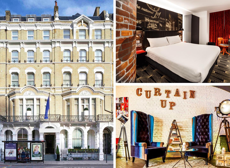ibis Styles budget luxury hotel chain in London