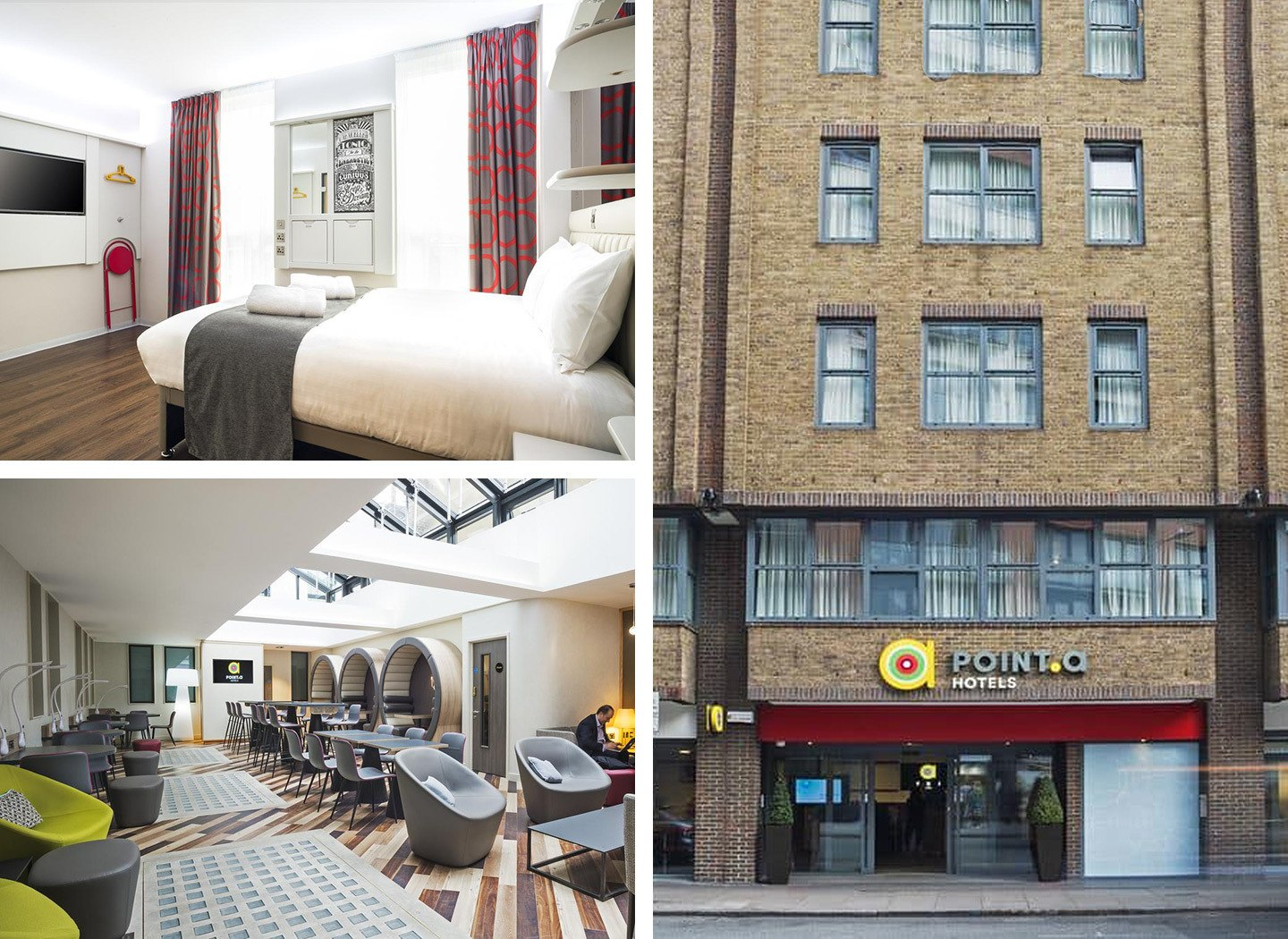 Point A affordable hotels in London