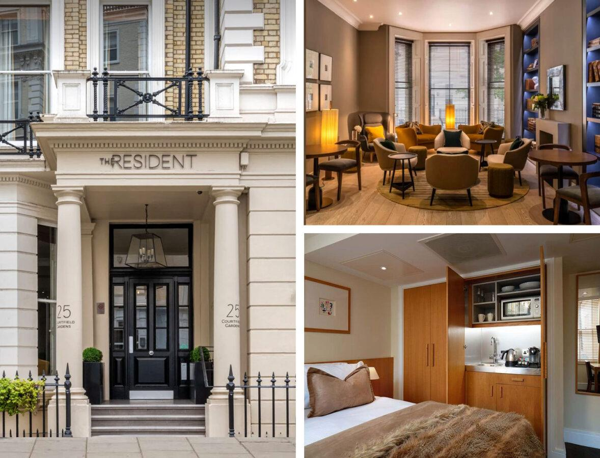The Resident, affordable hotels in London