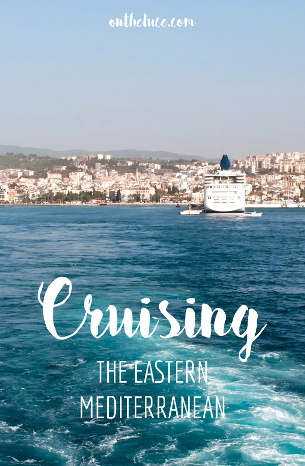 From cruise skeptic to convert – a first taste of life on the water on a Celebrity Cruises Eastern Mediterranean cruise from Venice to Istanbul – ontheluce.com