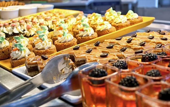 Food on board Celebrity Equinox cruise ship