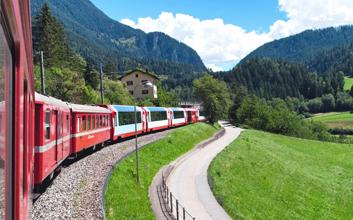 Swiss Scenic Trains And The Diy Alternatives On The