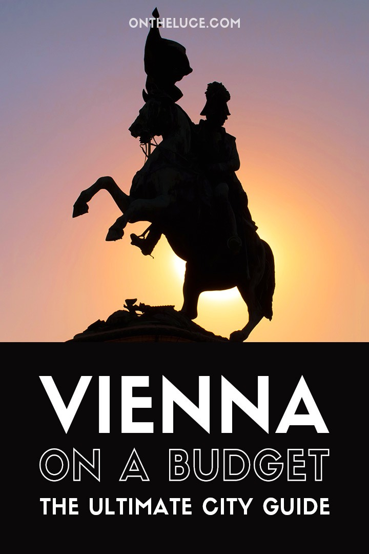 A budget city guide to Vienna – money-saving tips to cut your Vienna costs for sights, museums, food and travel #Vienna #Austria #budget #budgettravel #budgetVienna