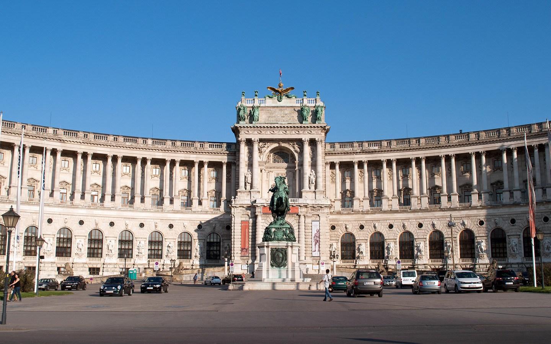 Hofburg Palace buildings