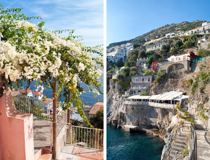 Praiano views, Amalfi Coast