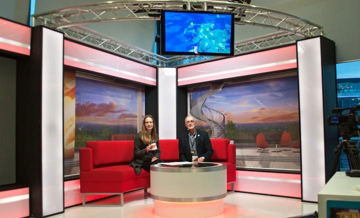 BBC Breakfast studio