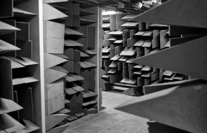 BBC radio studios