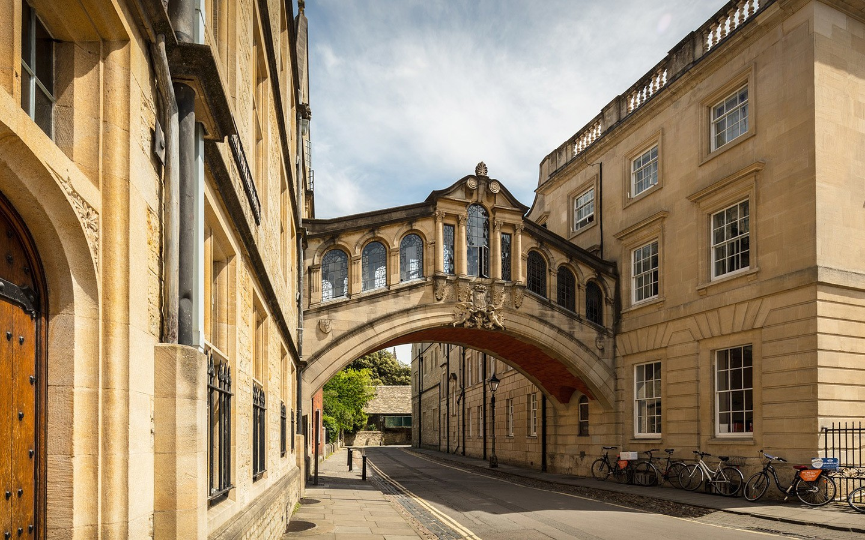 The Bridge of Sighs, University of Oxford