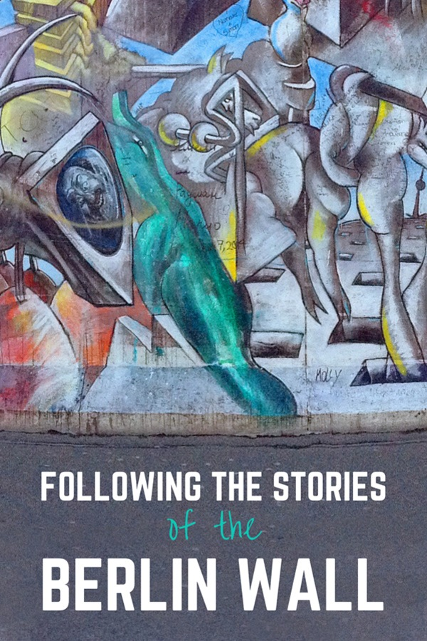 Following the Stories of the Berlin Wall