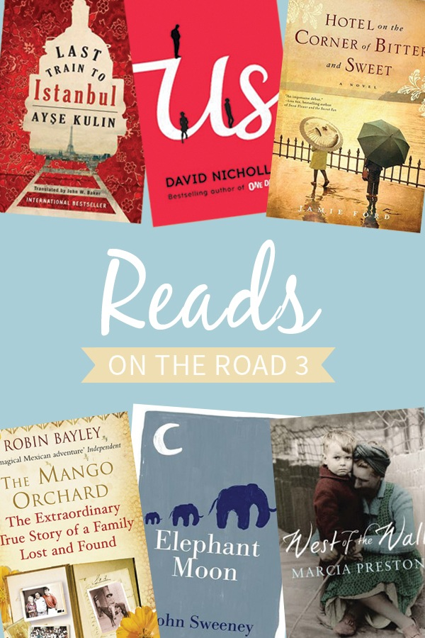 Reads on the Road 3: travel book recommendations – On the Luce travel blog
