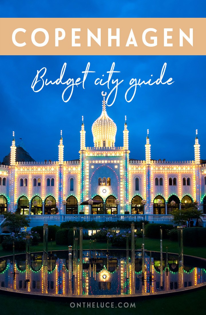 A budget city guide to Copenhagen – money-saving tips to cut your costs on sights, museums, food and travel #Copenhagen #Denmark #budgettravel #budgetCopenhagen #Scandinavia