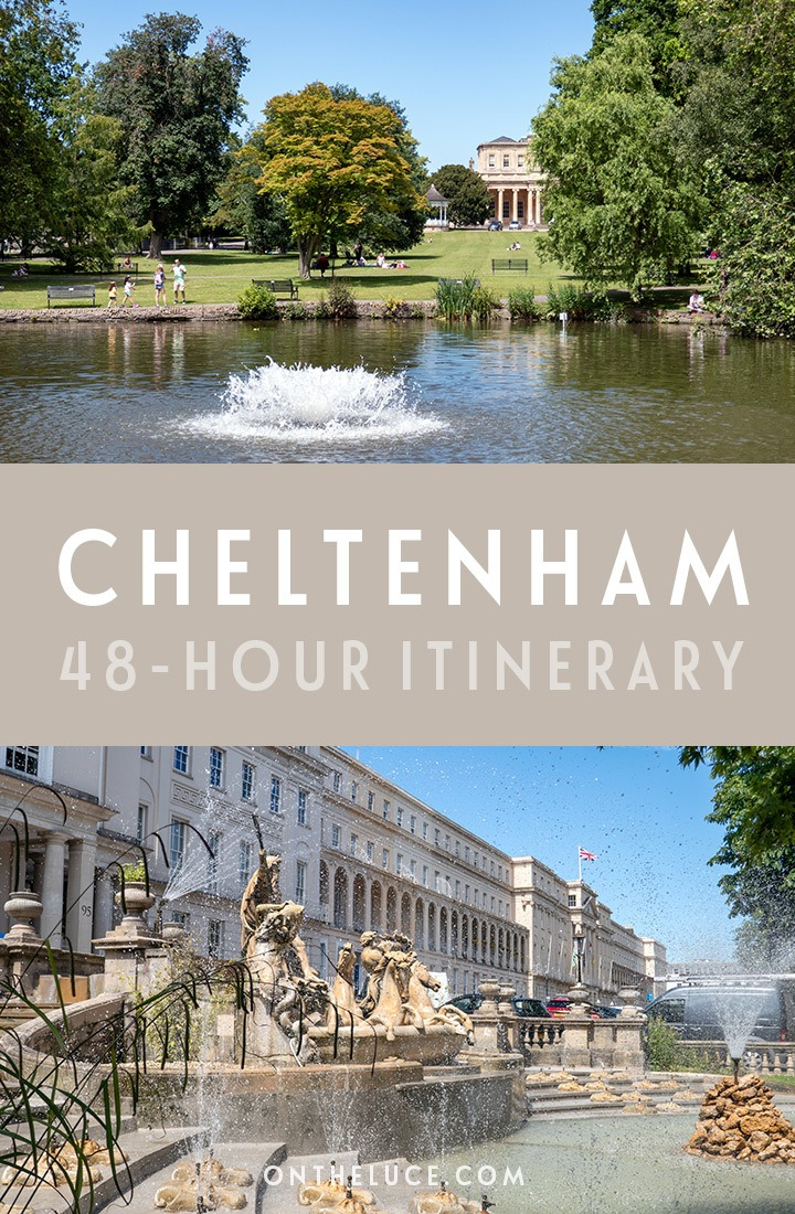 Things to do in Cheltenham, England, the festival town – how to spend a weekend in the cultural capital of the Cotswolds, featuring festivals, parks, Regency architecture, great restaurants and more #Cheltenham #England #weekend