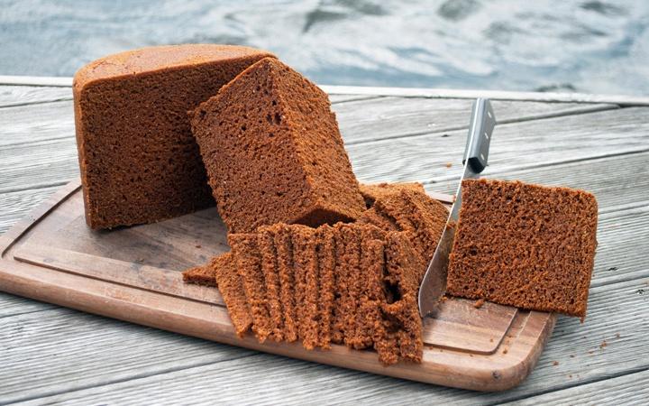 Thunder Bread or Rúgbrauð