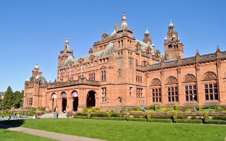 Kelvingrove Art Gallery and Museum in Glasgow