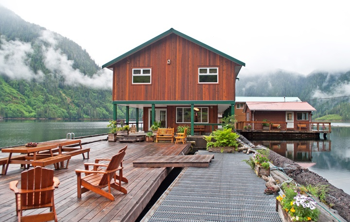 Great Bear Lodge in British Columbia
