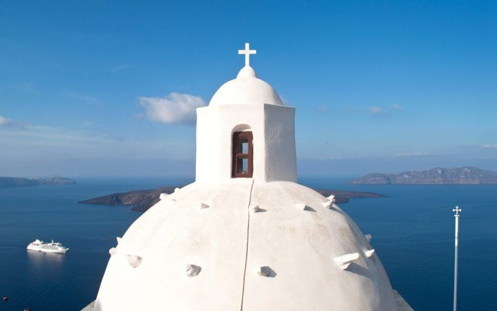 Domes and donkeys: The best things to do in Fira, Santorini