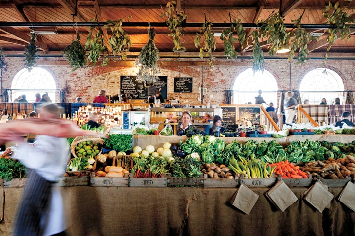 The Goods Shed Farmer's Market Canterbury