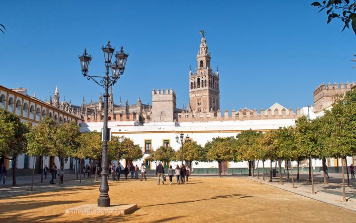 Tiles and tapas: Things to do in winter in Seville, Spain