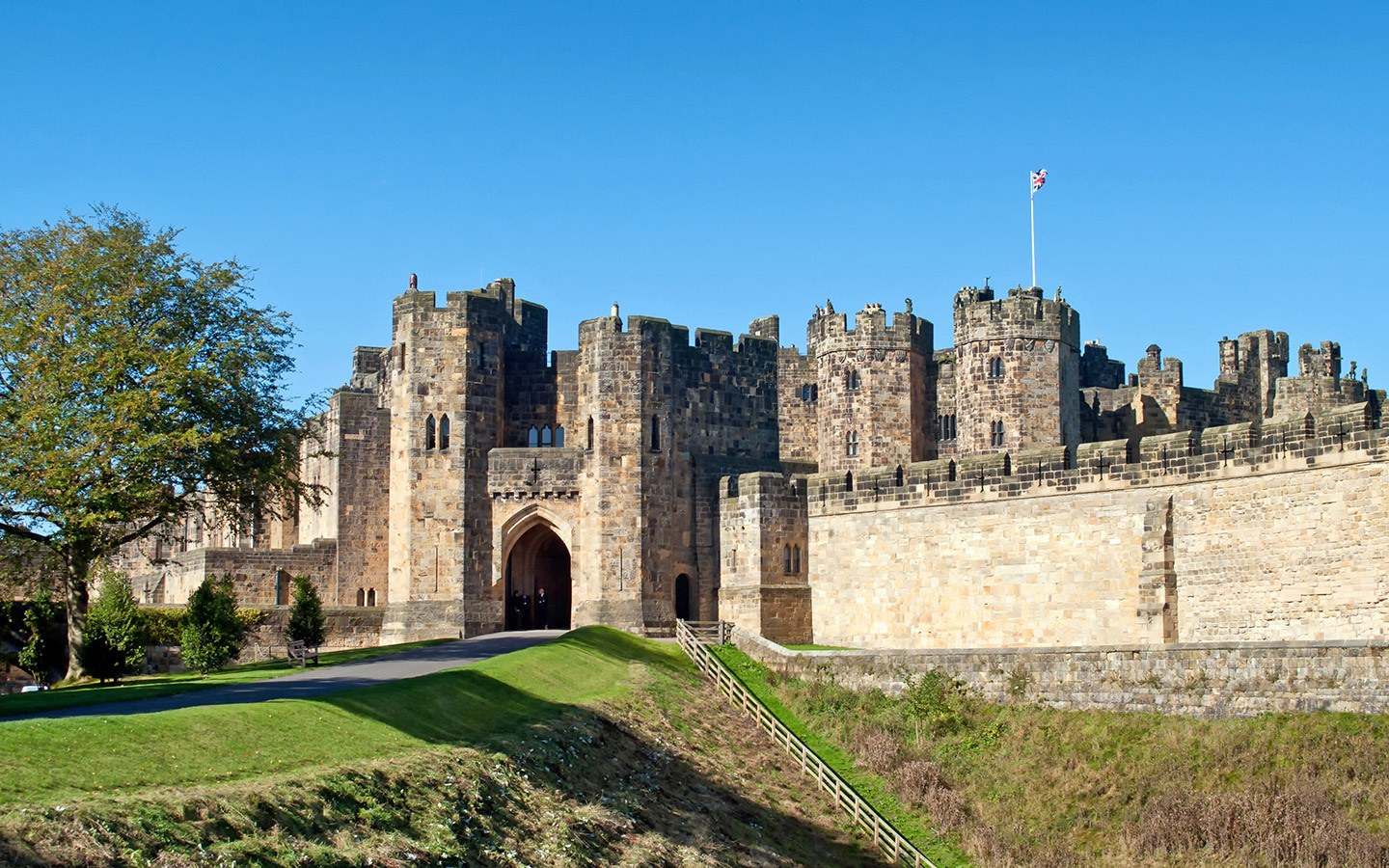 5 of the best castles in Northumberland