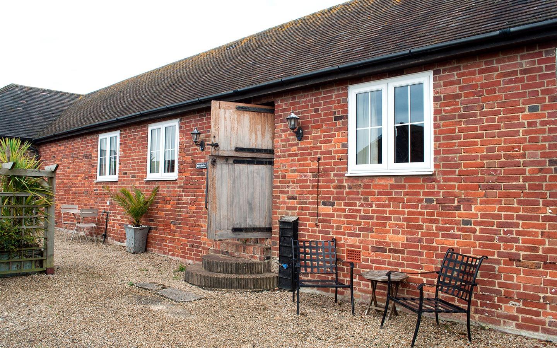 Cadborough Farm Cottages in East Sussex