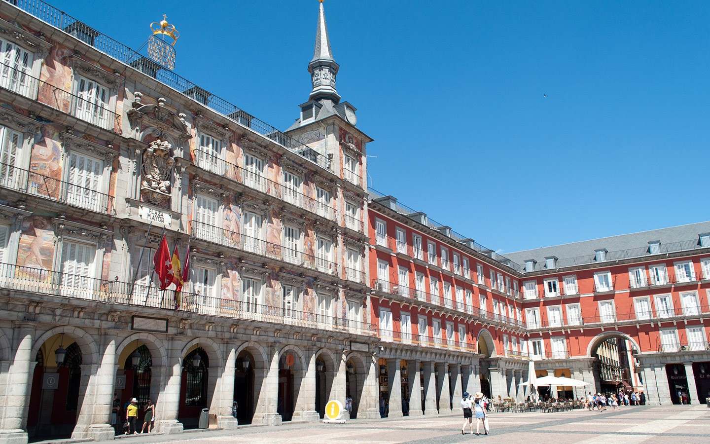 Visiting Madrid on a budget
