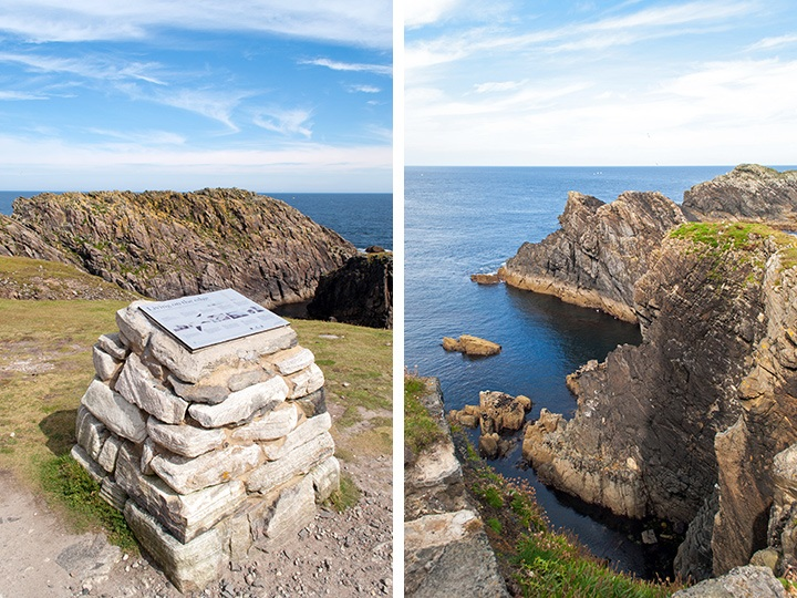 Butt of Lewis rock formations, Outer Hebrides