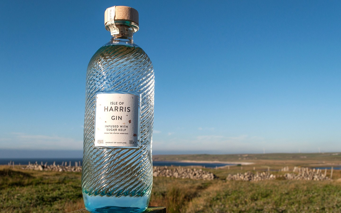 Harris Gin in Scotland's Outer Hebrides