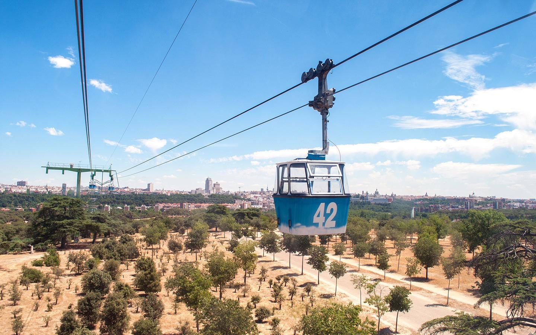 Teleférico de Madrid cable car