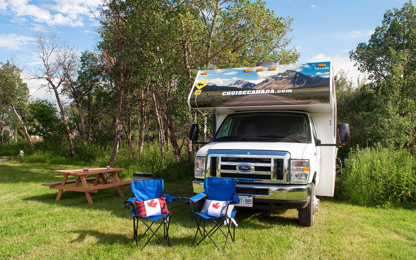 The first-timer's guide to Canada by RV motorhome