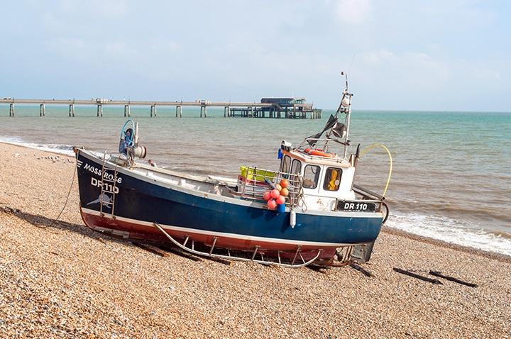 Deal beach, Kent
