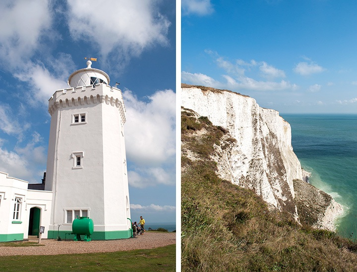 The South Foreland Lighthouse, Dover
