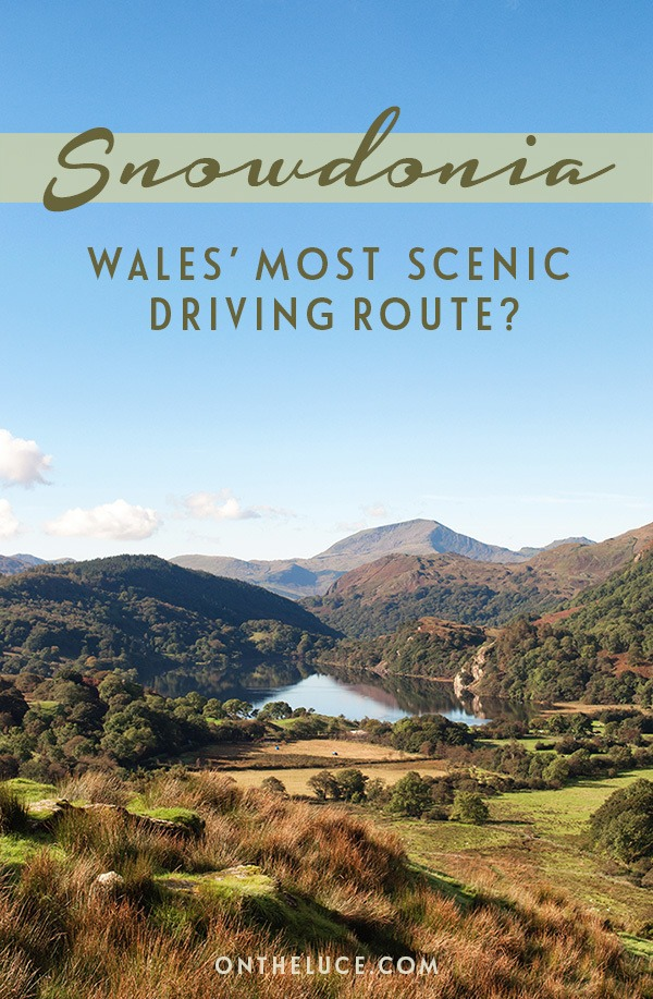 A road trip through Snowdonia National Park in North Wales, with clear lakes, mountain peaks and forests – could this be Wales' most scenic driving route?  | Snowdonia road trip | North Wales road trip | Snowdonia National Park | Snowdonia scenic drive