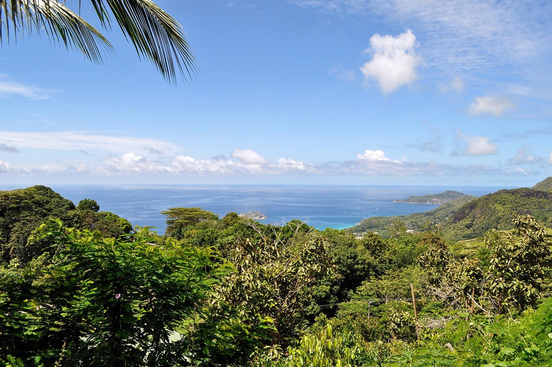 Morne Seychellois National Park Mahé Seychelles