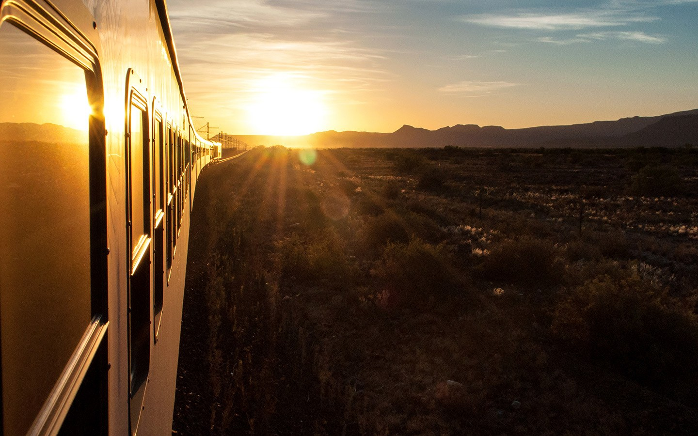 Premier Classe: South Africa's budget luxury train journey