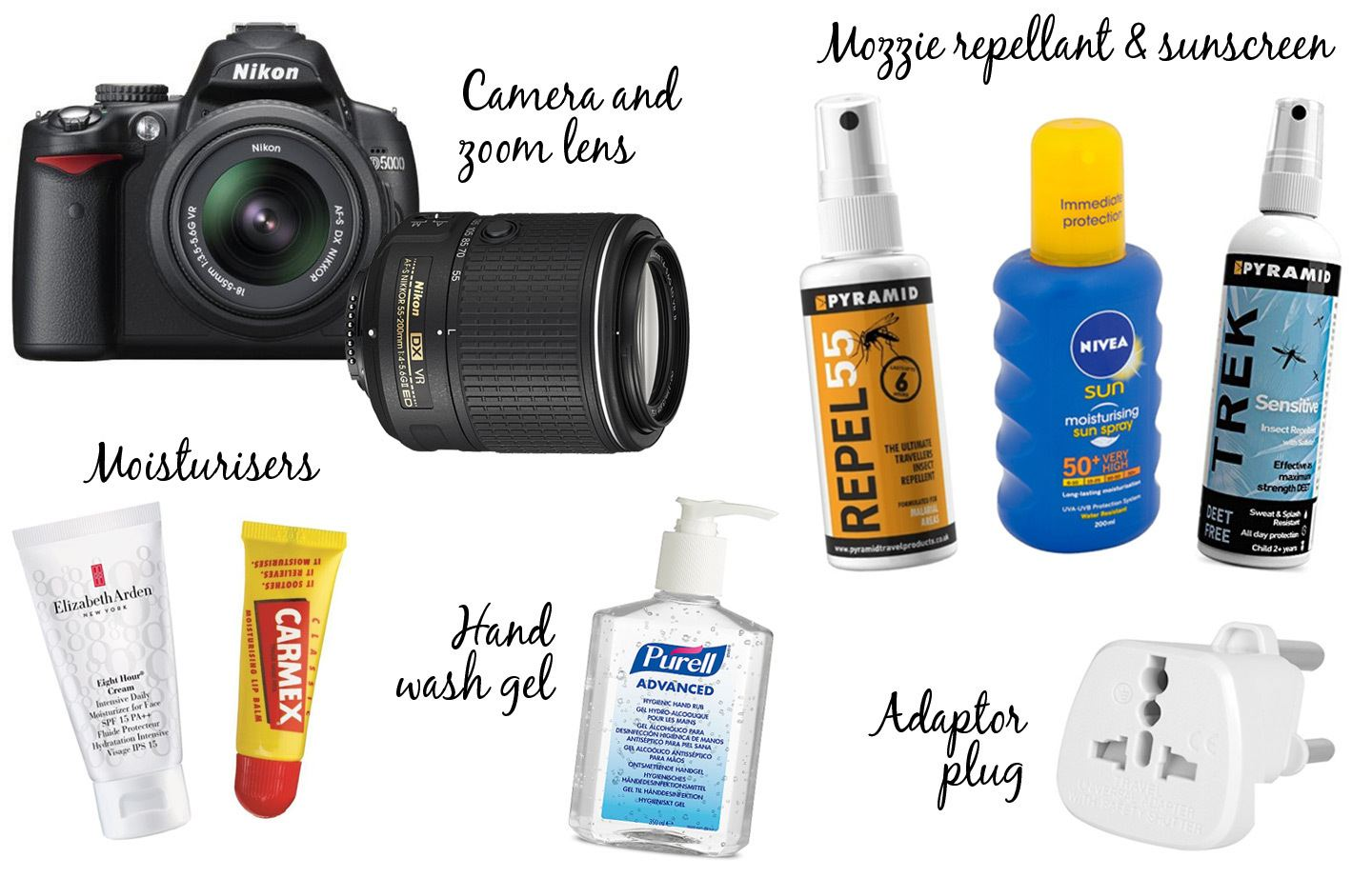 What to pack for an African safari – extras
